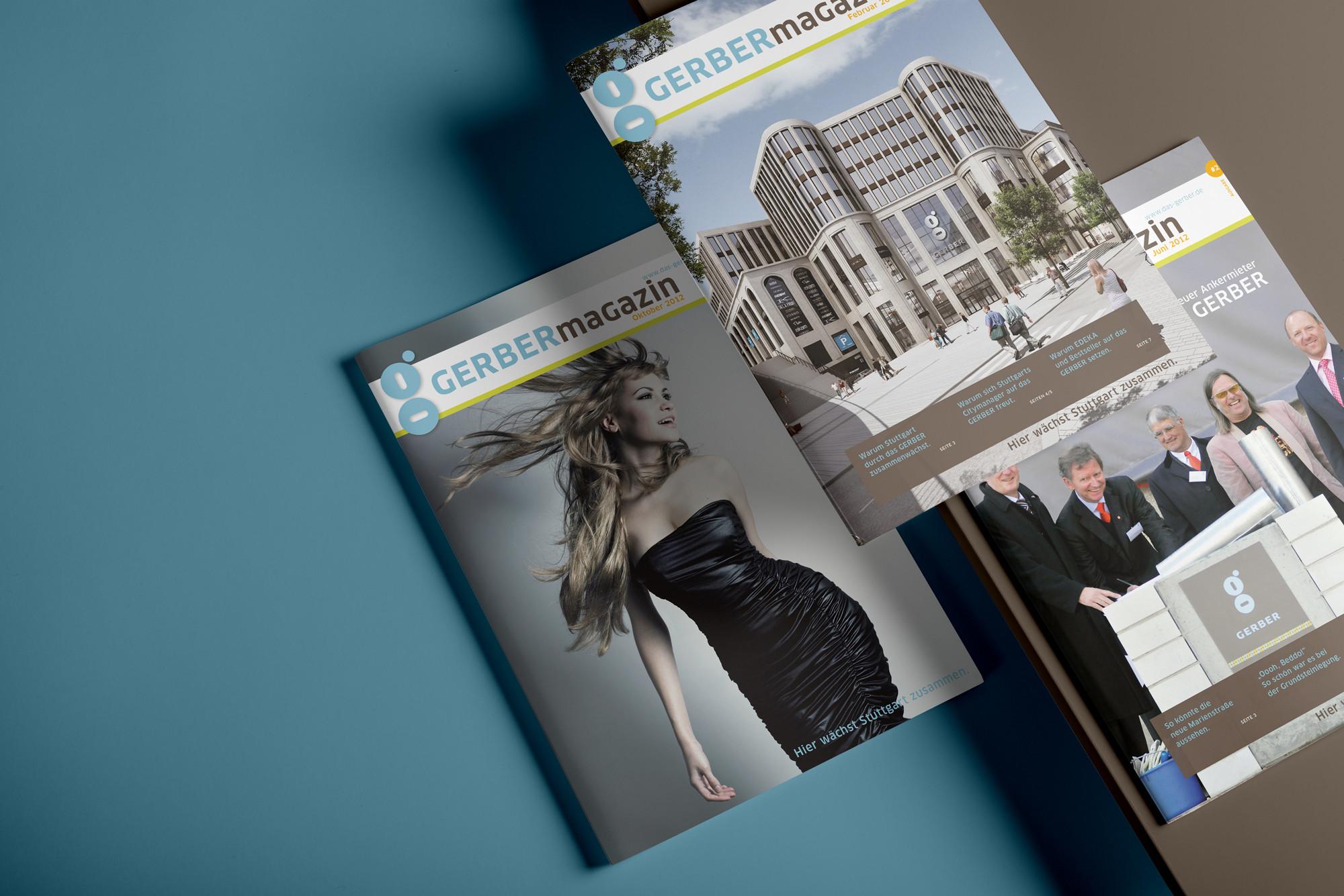 Gerber Magazin